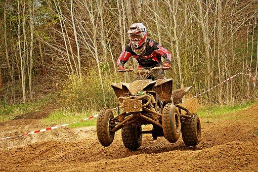 Cross, Enduro, Quad, Quad Race, Motorsport, Race