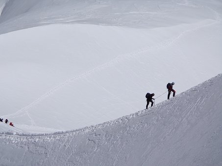 Mountaineering, Switzerland, Alps