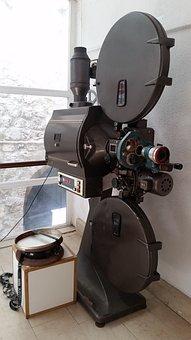 Antique Video Camera, Film, Old School, Antique, Video