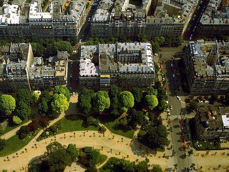 Paris, Eiffel, Tower, France, French, Travel, City