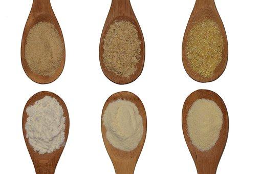 Flour, Cereals, Wheat, White Flour, Semolina, Couscous