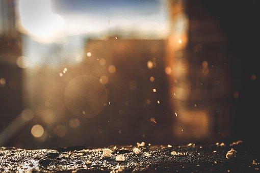 Background, Hotspot, The Sun's Rays, Macro, Light
