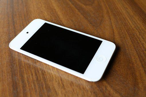 Ipod Touch, Apple, Technology, White, Computer, Office