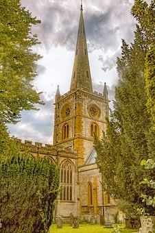 Holy Trinity Church, Stratford Upon Avon, Architecture