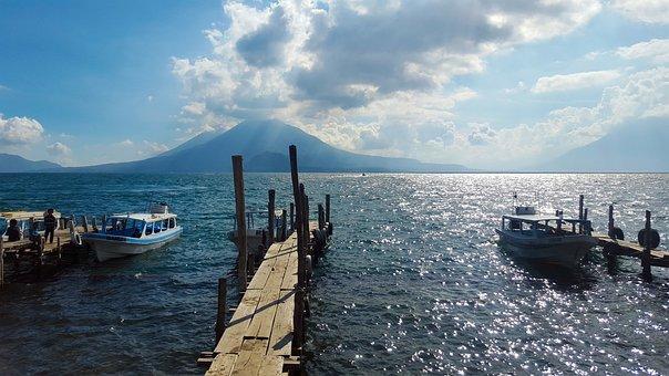 Lake, Summer, Nature, Travel, Vacation, Sky, Natural