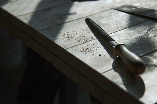 Wood, Carpentry, File, Carpenter, Work, Craft, Tool