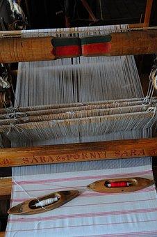 Homespun, Folk, Rokku, Textile, Old, Traditional
