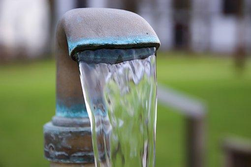 Faucet, Source, Refreshment, Water Dispenser, Water