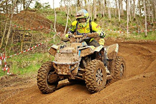 Motocross, Enduro, Atv, Quad, Motocross Ride