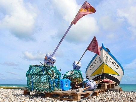 Sea, Fishing, Traditional Fishing, Fishermen, Net, Fish