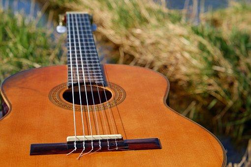 Guitar, Musical Instrument, Stringed Instrument