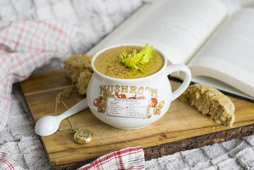 Vegetable, Soup, Rustic, Shabby, Chic, Meal, Healthy