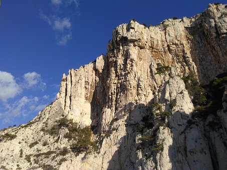 Cliff, Side, Nature