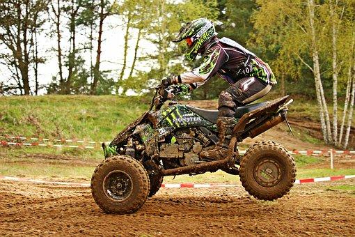 Quad, Motocross, Enduro, Racing, All-terrain Vehicle