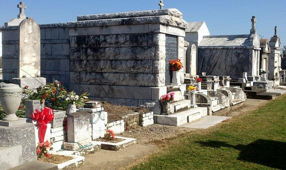 Cemetery, Graves, Tombstone, Burial, Crypt, Tomb