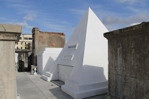 Crypt, Burrial Vault, Tombs, Graves, New Orleans, Nola