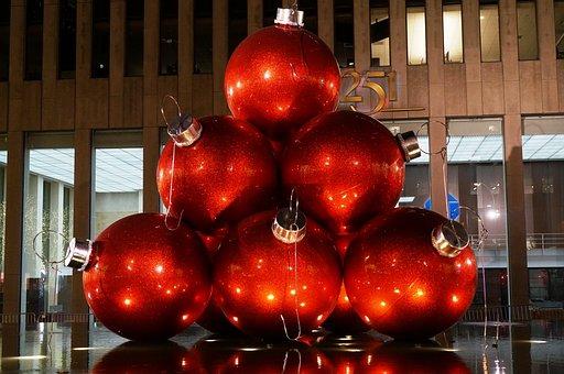Christbaumkugeln, Christmas, Christmas Ornaments