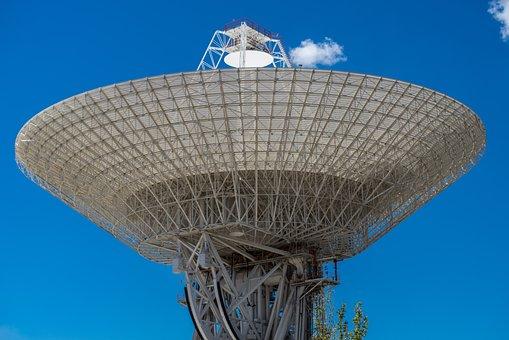 Antenna, Space, Pot, Star, Cosmos, Receptor