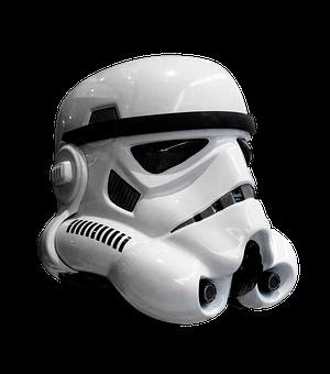Star Wars, Storm Trooper, Film, Space, Helm, Cult, Png