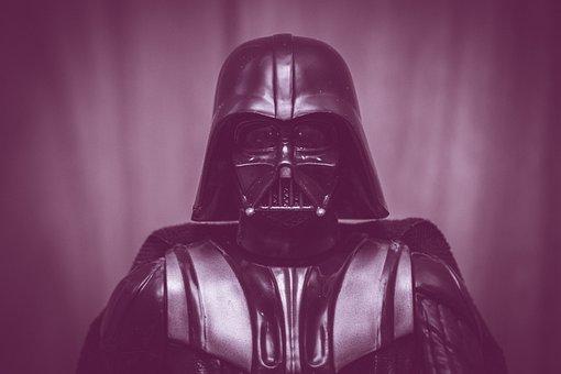 Darth Vader, Star Wars, Toy, Action Figure, Evil