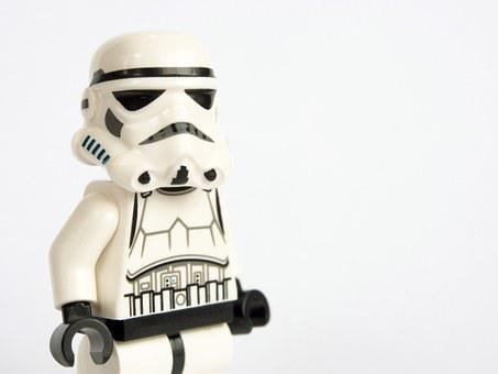 Lego, Stormtrooper, Star Wars, Force, Evil, Army