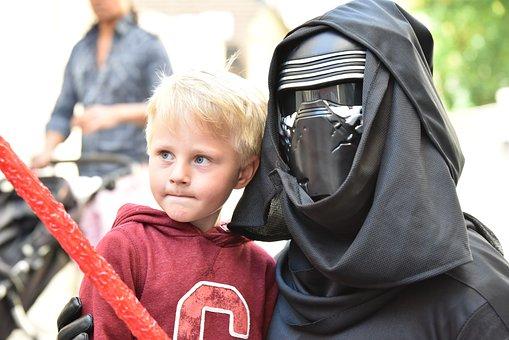 Kylo Pure, Star Wars, Boy, Sith, Lightsaber