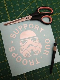 Military, Support, Troops, Star Wars, Army, War