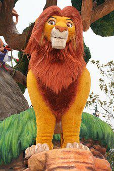 Lion King, Lion, Disney, Paris, Disneyland, Park
