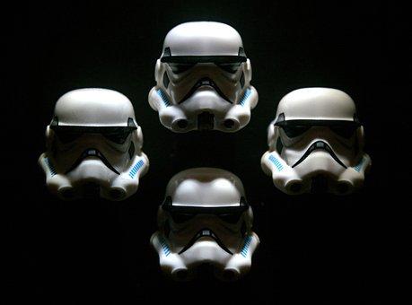 Stormtrooper, Bohemian, Rhapsody, Queen, Lego, Star