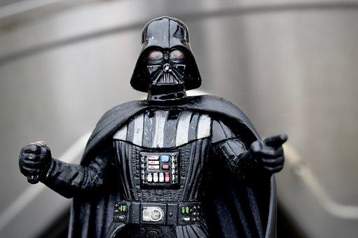 Star Wars, Darth Vader, Villain Action Figure, Toy