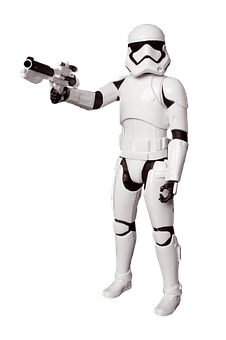 Star Wars, Storm Trooper, Figures, Toys, Plastic