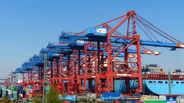 Container Gantry Crane, Container, Container Handling