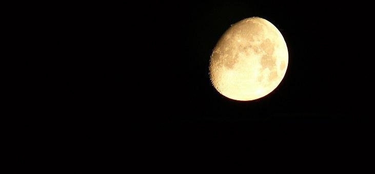 Evening, Companion, Blue, Earth Companion, Earth's Moon