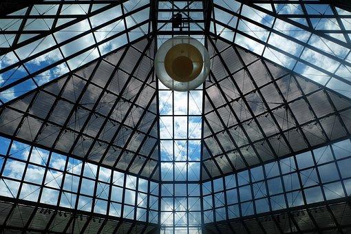 Mudam, Luxembourg, Architecture, Canopy