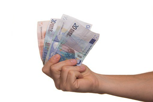 Euro, Money, Pay, Cash, Borrowing, Loan, Lending