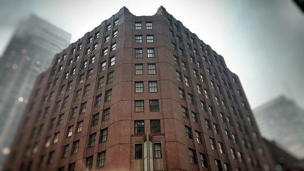 Building, Boston, Boston Building, Downtown