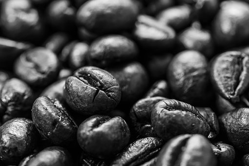 Coffee, Beans, Coffee Beans, Espresso, Coffee Cup