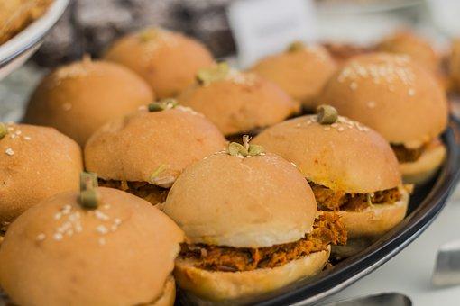 Burger, Food, Hamburger, Fast, Cheeseburger, Lunch