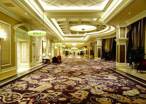 Foyer, Hotel, Elegant, Architecture, Luxury, Luxurious