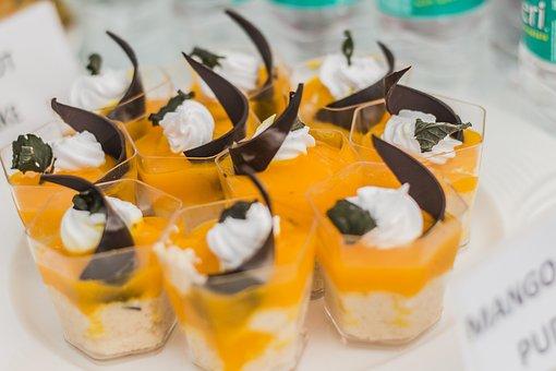 Pastry, Orange, Food, Sweet, Dessert, Fruit, Bakery