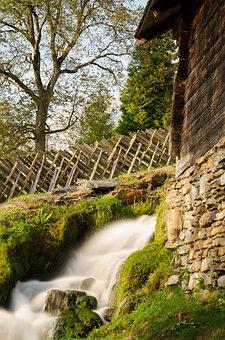 Seven Mills, Pfarrwerfen, Salzburger Land, Attraction