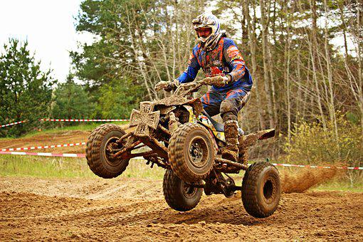 Quad, Atv, Motorcycle Sport, All-terrain Vehicle