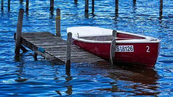 Boot, Pier, Rowing Boat, Boardwalk, Jetty, Web, Leisure