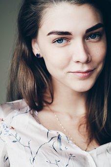 Earrings, Model, Girl, Person, Posture, Photoshoot
