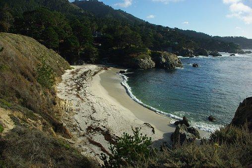 Ocean, Beach, Nature, Sand, Sea, Relaxation, Travel