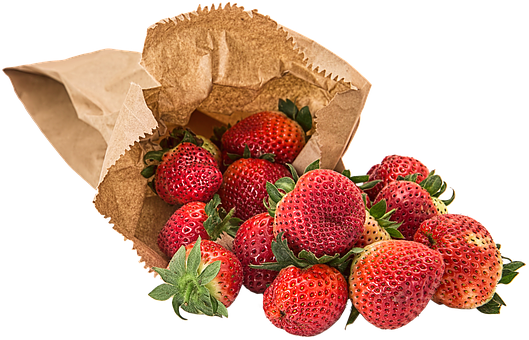 Strawberries, Fruit, Food, Delicious, Sweet, Red