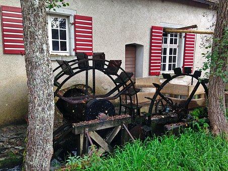 Old Hammer Forge, Kirchzarten, The Dreisamtal