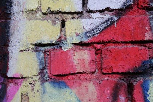 Bricks, Wall, Structure, Brick, Stones, Facade