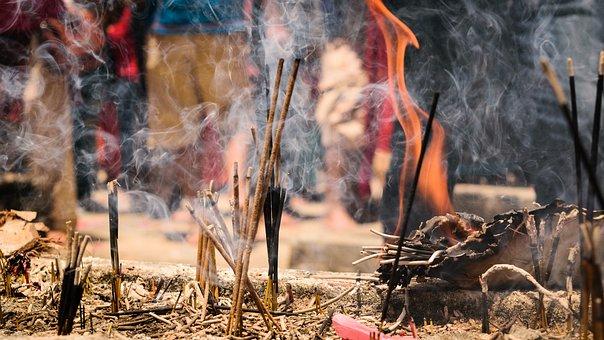 Incense Stick, Worship, Religion, Devotion, Stick