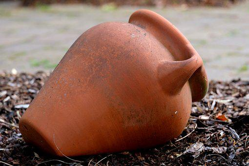 Amphora, Sound, Pottery, Vessels, Old, Antiquity